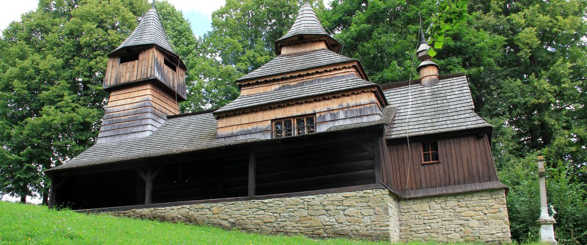 wooden church slovakia adventoura tours