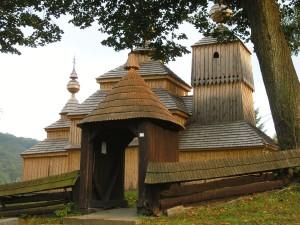 Cerkev sv Mikulasa Bodruzal