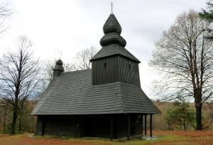 Cerkev sv Mikulasa Ruska Bystra